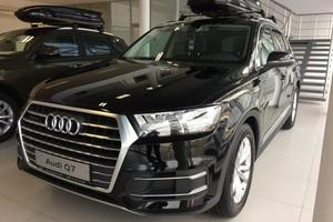 Новый автомобиль Audi Q7, 2016 года выпуска, цена 4 466 938 руб., Новороссийск