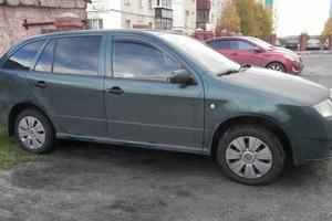 Подержанный автомобиль Skoda Fabia, хорошее состояние, 2007 года выпуска, цена 285 000 руб., ао. Ханты-Мансийский Автономный округ - Югра