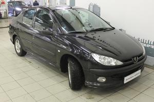 Авто Peugeot 206, 2007 года выпуска, цена 233 000 руб., Санкт-Петербург