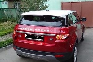 Автомобиль Land Rover Range Rover Evoque, отличное состояние, 2012 года выпуска, цена 1 570 000 руб., Ставрополь