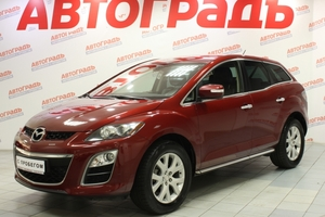 Авто Mazda CX-7, 2012 года выпуска, цена 695 000 руб., Москва
