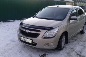 Автомобиль Chevrolet Cobalt, хорошее состояние, 2013 года выпуска, цена 370 000 руб., Коломна