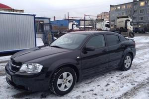 Автомобиль Dodge Avenger, отличное состояние, 2008 года выпуска, цена 450 000 руб., Санкт-Петербург