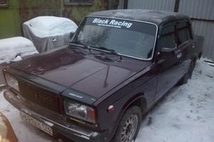 Автомобиль ВАЗ (Lada) 2107, хорошее состояние, 2006 года выпуска, цена 47 000 руб., Троицк