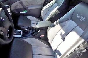 Автомобиль Saab 9-5, отличное состояние, 2003 года выпуска, цена 500 000 руб., Москва