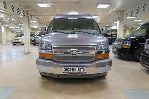 Подержанный автомобиль Chevrolet Express, отличное состояние, 2011 года выпуска, цена 2 349 000 руб., Москва