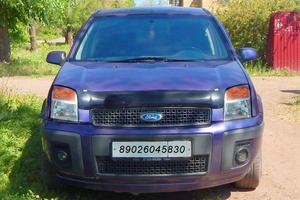 Подержанный автомобиль Ford Fusion, хорошее состояние, 2007 года выпуска, цена 260 000 руб., Магнитогорск