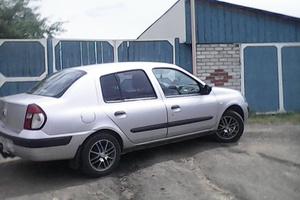 Подержанный автомобиль Renault Symbol, отличное состояние, 2007 года выпуска, цена 180 000 руб., Челябинск