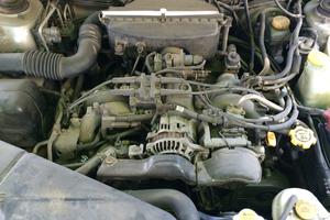 Автомобиль Subaru Baja, хорошее состояние, 2003 года выпуска, цена 500 000 руб., Москва