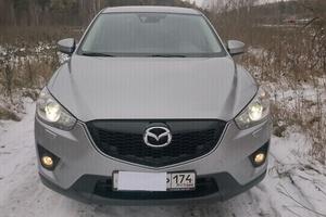 Подержанный автомобиль Mazda CX-5, хорошее состояние, 2012 года выпуска, цена 1 050 000 руб., Челябинск