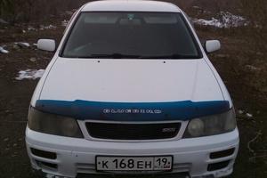 Автомобиль Nissan Bluebird, хорошее состояние, 1998 года выпуска, цена 150 000 руб., Саяногорск