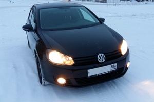 Автомобиль Volkswagen Golf, отличное состояние, 2011 года выпуска, цена 480 000 руб., Сургут