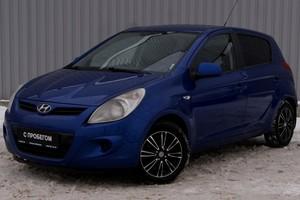 Авто Hyundai i20, 2010 года выпуска, цена 389 000 руб., Москва