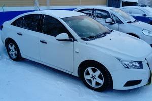 Подержанный автомобиль Chevrolet Cruze, отличное состояние, 2011 года выпуска, цена 450 000 руб., Сургут