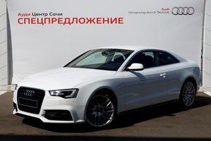 Авто Audi A5, 2016 года выпуска, цена 2 325 000 руб., Сочи