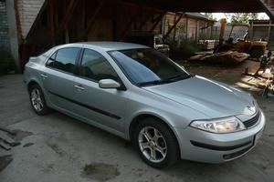 Подержанный автомобиль Renault Laguna, плохое состояние, 2003 года выпуска, цена 180 000 руб., Нижневартовск