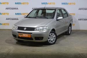 Авто Fiat Albea, 2009 года выпуска, цена 230 000 руб., Калуга