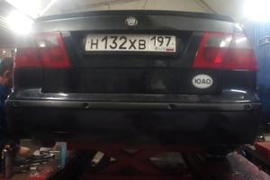 Автомобиль Saab 9-5, хорошее состояние, 2002 года выпуска, цена 220 000 руб., Москва
