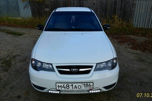 Подержанный автомобиль Daewoo Nexia, отличное состояние, 2013 года выпуска, цена 240 000 руб., Нягань