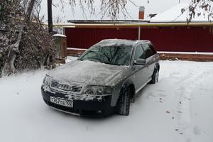 Автомобиль Audi Allroad, хорошее состояние, 2004 года выпуска, цена 465 000 руб., Шадринск