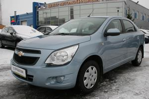 Авто Chevrolet Cobalt, 2013 года выпуска, цена 410 000 руб., Санкт-Петербург