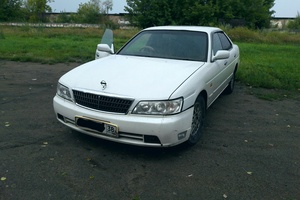 Автомобиль Nissan Laurel, хорошее состояние, 2000 года выпуска, цена 210 000 руб., Ангарск