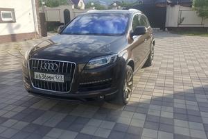 Подержанный автомобиль Audi Q7, отличное состояние, 2010 года выпуска, цена 1 600 000 руб., Новороссийск
