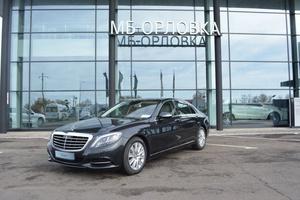 Новый автомобиль Mercedes-Benz S-Класс, 2016 года выпуска, цена 7 194 394 руб., Набережные Челны