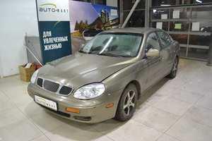 Авто Daewoo Leganza, 2000 года выпуска, цена 129 600 руб., Санкт-Петербург