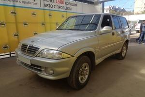 Авто SsangYong Musso, 2009 года выпуска, цена 340 000 руб., Самара