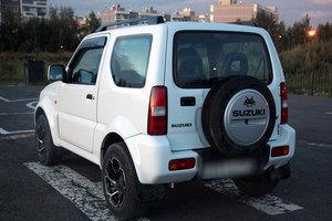 Автомобиль Suzuki Jimny, хорошее состояние, 2011 года выпуска, цена 685 000 руб., Одинцово