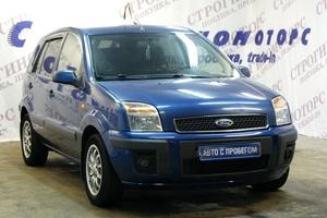 Авто Ford Fusion, 2009 года выпуска, цена 269 000 руб., Москва