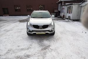 Подержанный автомобиль Kia Sportage, отличное состояние, 2012 года выпуска, цена 945 000 руб., Электросталь