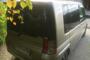 Автомобиль Honda Mobilio, отличное состояние, 2002 года выпуска, цена 220 000 руб., Москва