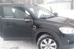 Автомобиль Chevrolet Captiva, хорошее состояние, 2009 года выпуска, цена 650 000 руб., Сергиев Посад