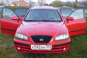Автомобиль Hyundai Elantra GT, отличное состояние, 2003 года выпуска, цена 260 000 руб., Краснодар