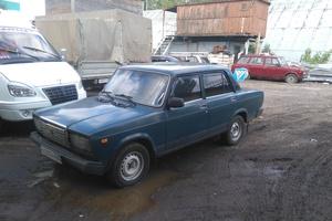 Подержанный автомобиль ВАЗ (Lada) 2107, среднее состояние, 2004 года выпуска, цена 45 000 руб., Железнодорожный