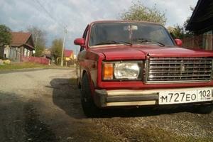 Подержанный автомобиль ВАЗ (Lada) 2107, хорошее состояние, 2004 года выпуска, цена 32 999 руб., Юрюзань