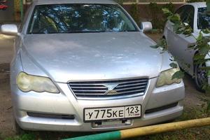 Автомобиль Toyota Mark X, хорошее состояние, 2005 года выпуска, цена 600 000 руб., Армавир