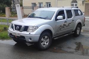 Подержанный автомобиль Nissan Navara, хорошее состояние, 2008 года выпуска, цена 800 000 руб., Челябинск