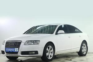 Подержанный автомобиль Audi A6, отличное состояние, 2010 года выпуска, цена 877 000 руб., Москва
