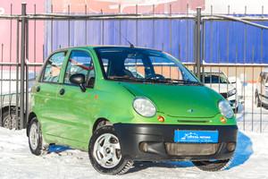 Подержанный автомобиль Daewoo Matiz, отличное состояние, 2008 года выпуска, цена 109 000 руб., Челябинск
