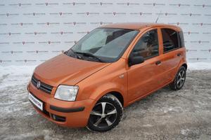 Авто Fiat Panda, 2008 года выпуска, цена 255 720 руб., Москва