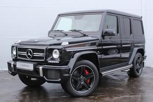 Авто Mercedes-Benz G-Класс, 2016 года выпуска, цена 10 200 000 руб., Москва