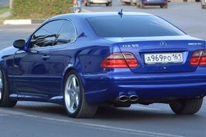 Автомобиль Mercedes-Benz CLK-Класс, отличное состояние, 1999 года выпуска, цена 600 000 руб., Ростов-на-Дону