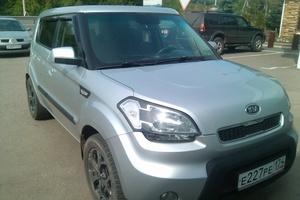 Автомобиль Kia Soul, хорошее состояние, 2009 года выпуска, цена 450 000 руб., Челябинск
