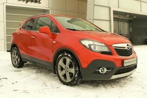 Авто Opel Mokka, 2014 года выпуска, цена 819 000 руб., Санкт-Петербург