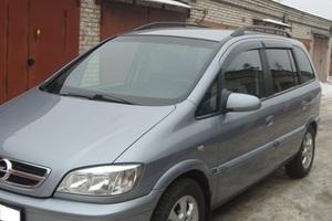 Автомобиль Opel Zafira, хорошее состояние, 2004 года выпуска, цена 345 000 руб., Жуковский