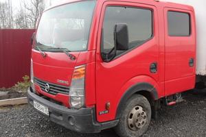 Автомобиль Nissan Cabstar, хорошее состояние, 2011 года выпуска, цена 850 000 руб., Вологда
