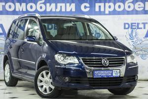 Авто Volkswagen Touran, 2009 года выпуска, цена 477 000 руб., Москва